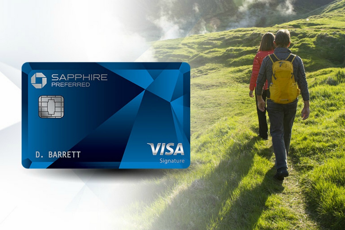 Chase Sapphire Preferred card car rental