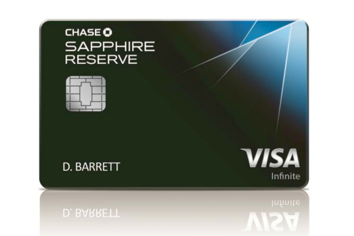 Chase Sapphire Reserve car rental