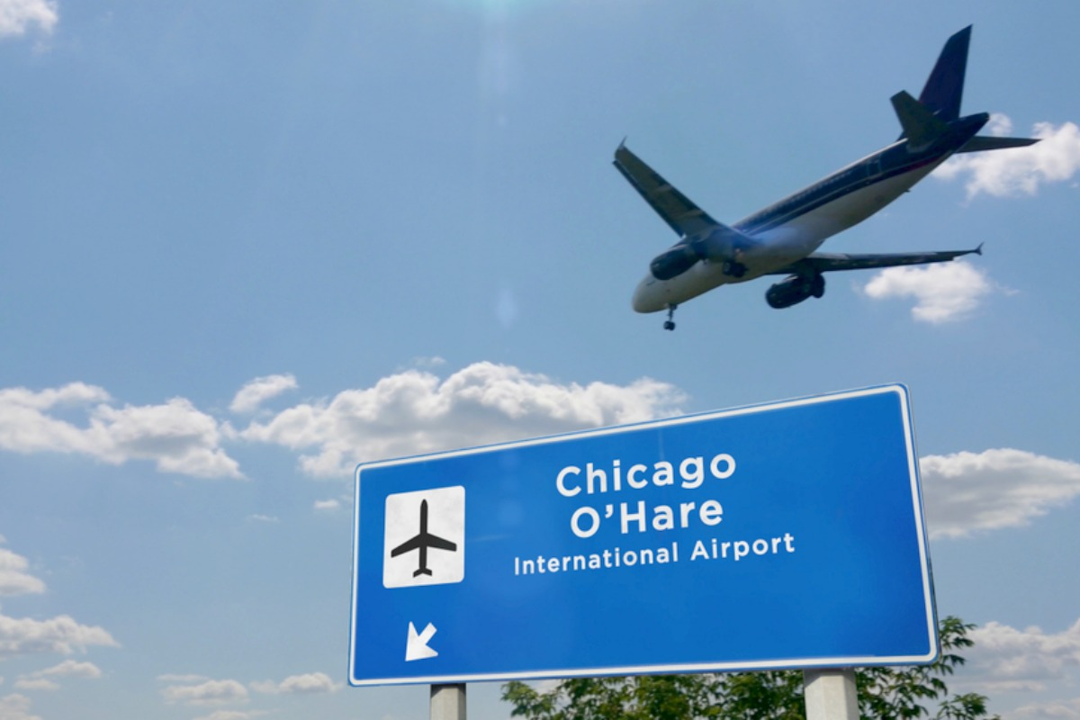 Chicago ORD Airport car rental