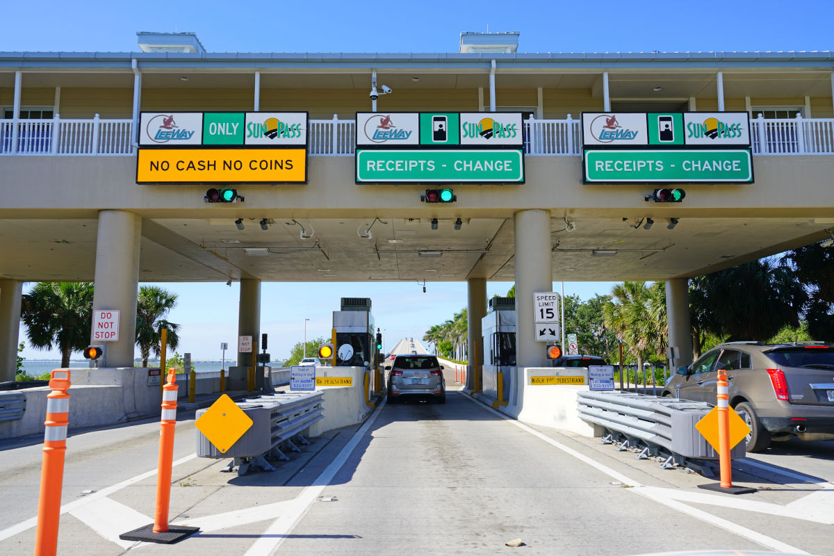 Florida toll pass