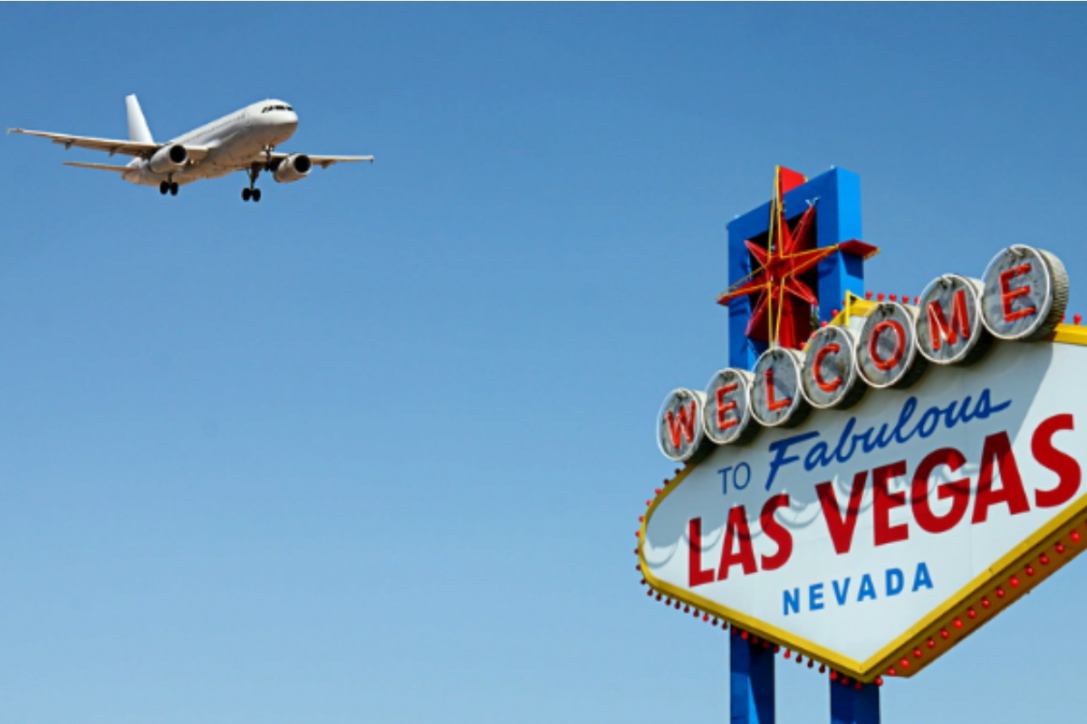 Las Vegas McCarran Airport car rental