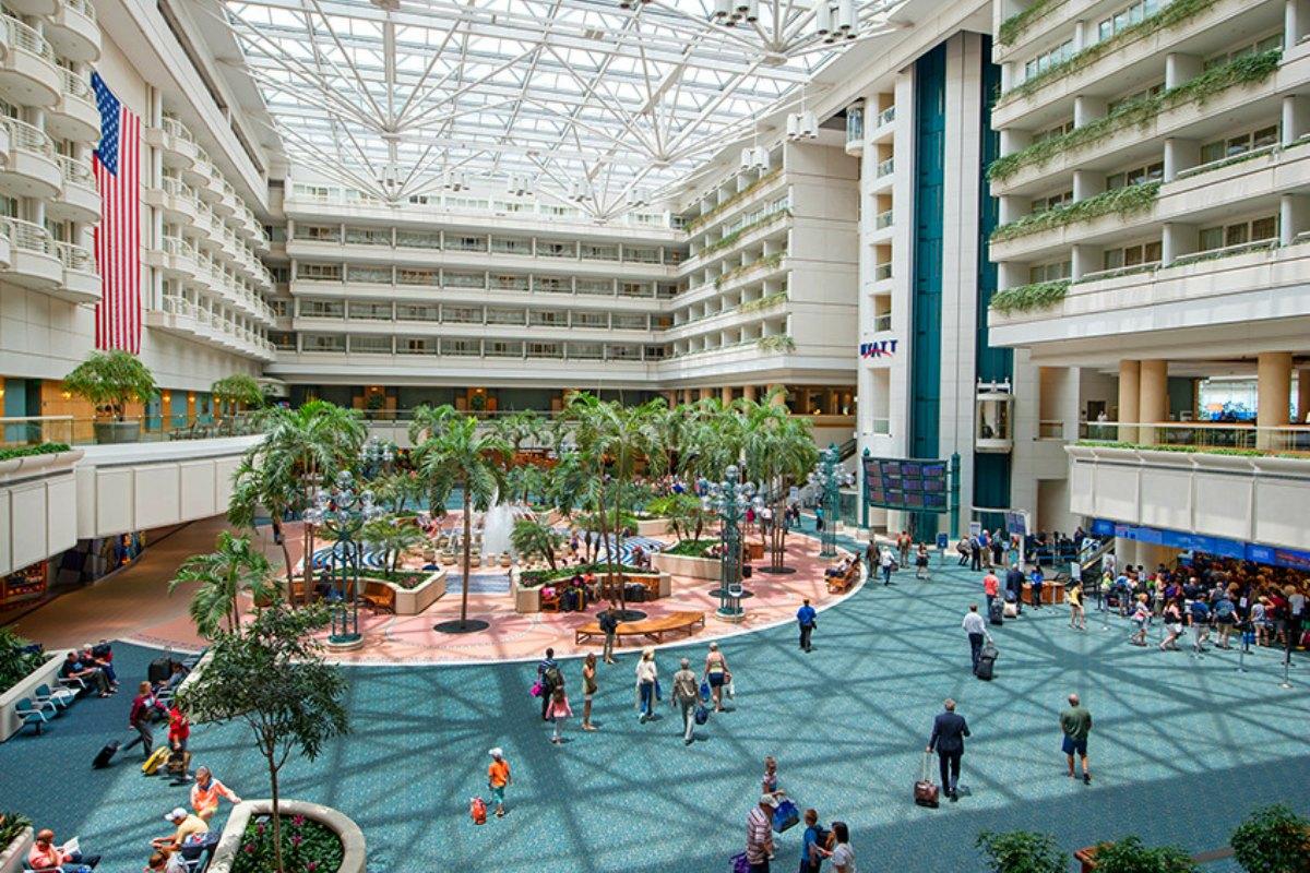 Orlando Airport car rental