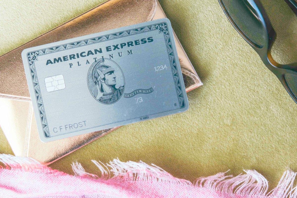 American Express Platinum Card car rental