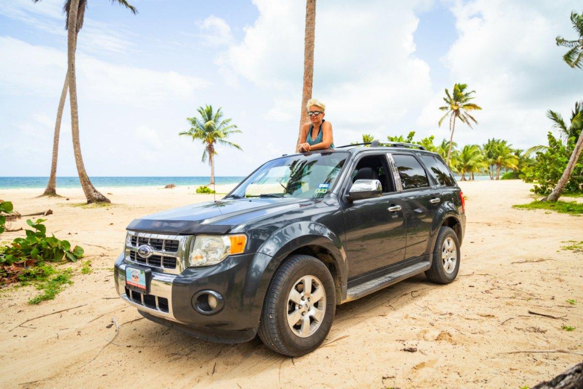 car rental Dominican Republic
