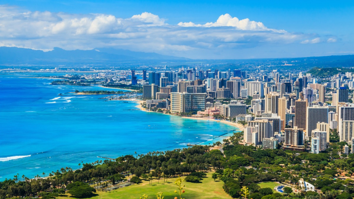 HNL Honolulu car rental
