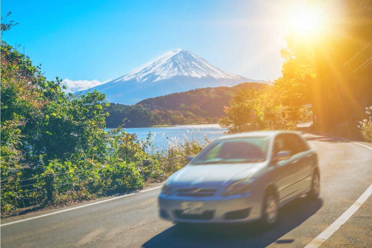car rental Japan