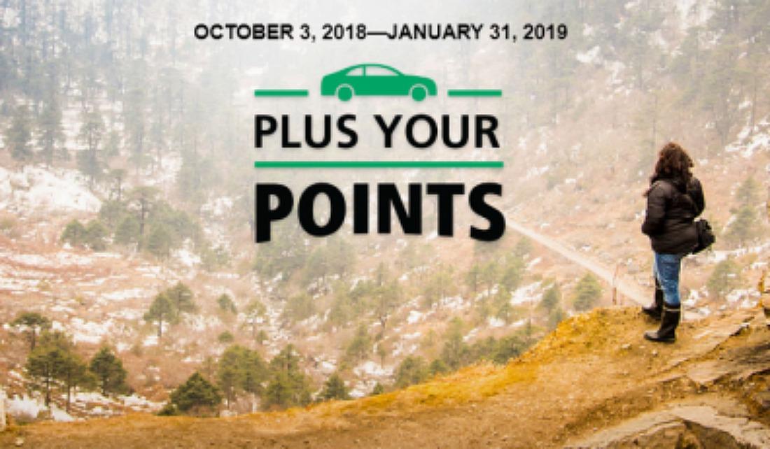 enterprise plus your points