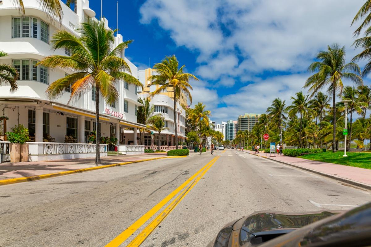 Hertz car rental from Florida