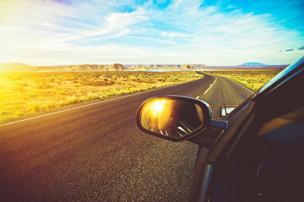 Hertz one-way car rental from Phoenix