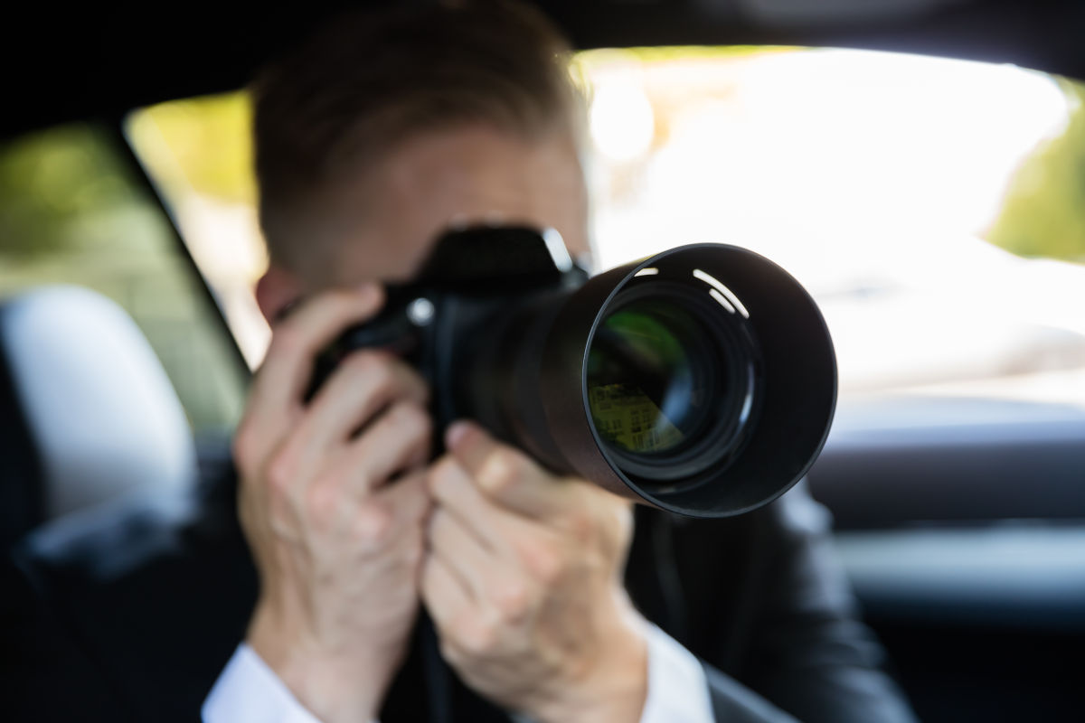 is your rental car spying