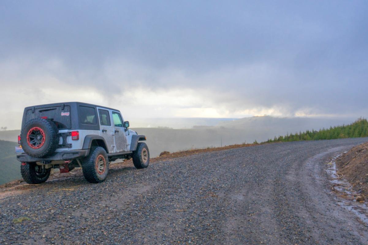 Jeep car rental