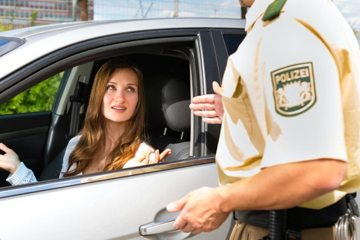 lost driver's license rental car