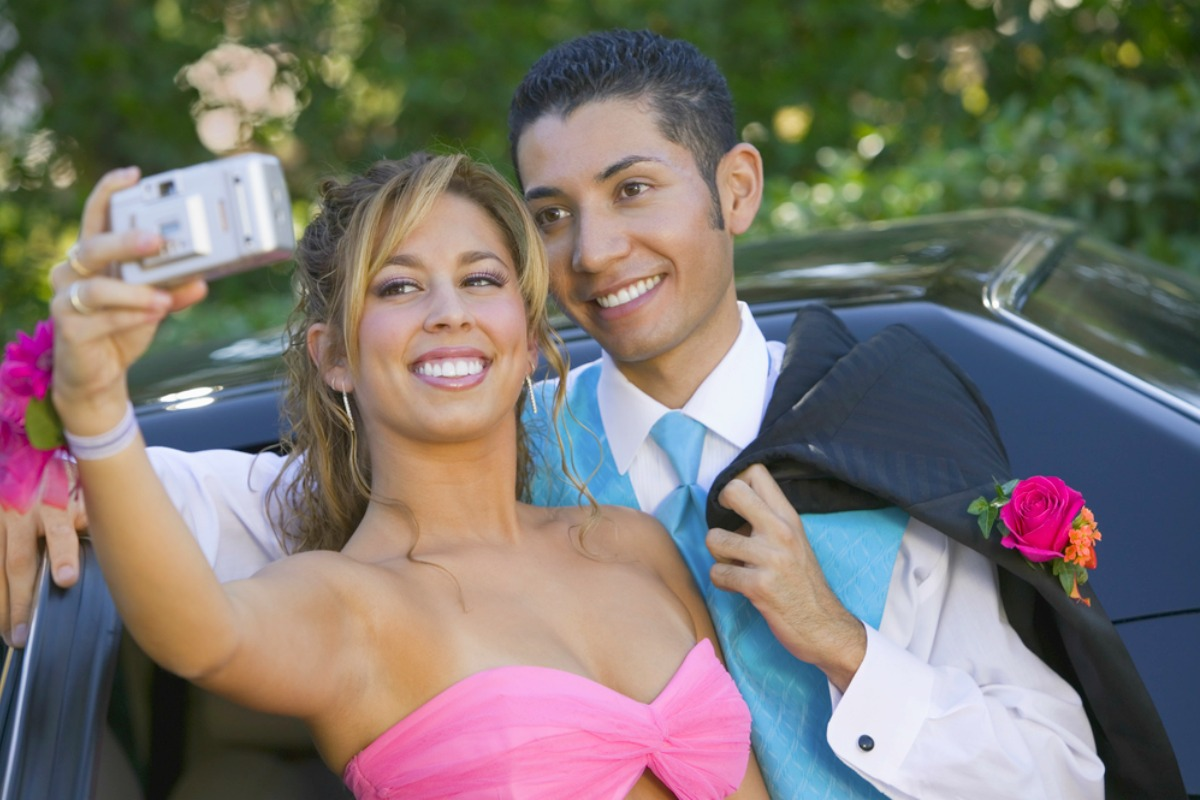 luxury car rental for prom