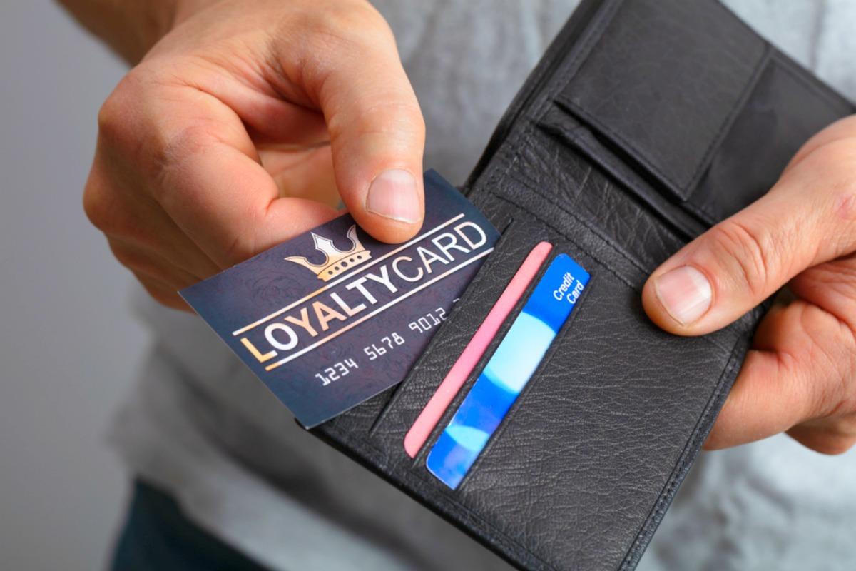 keeping track of loyalty program
