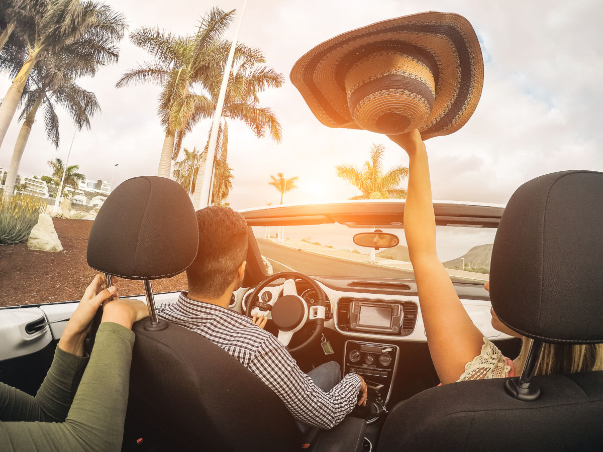 Cheap all-inclusive rental cars in Florida