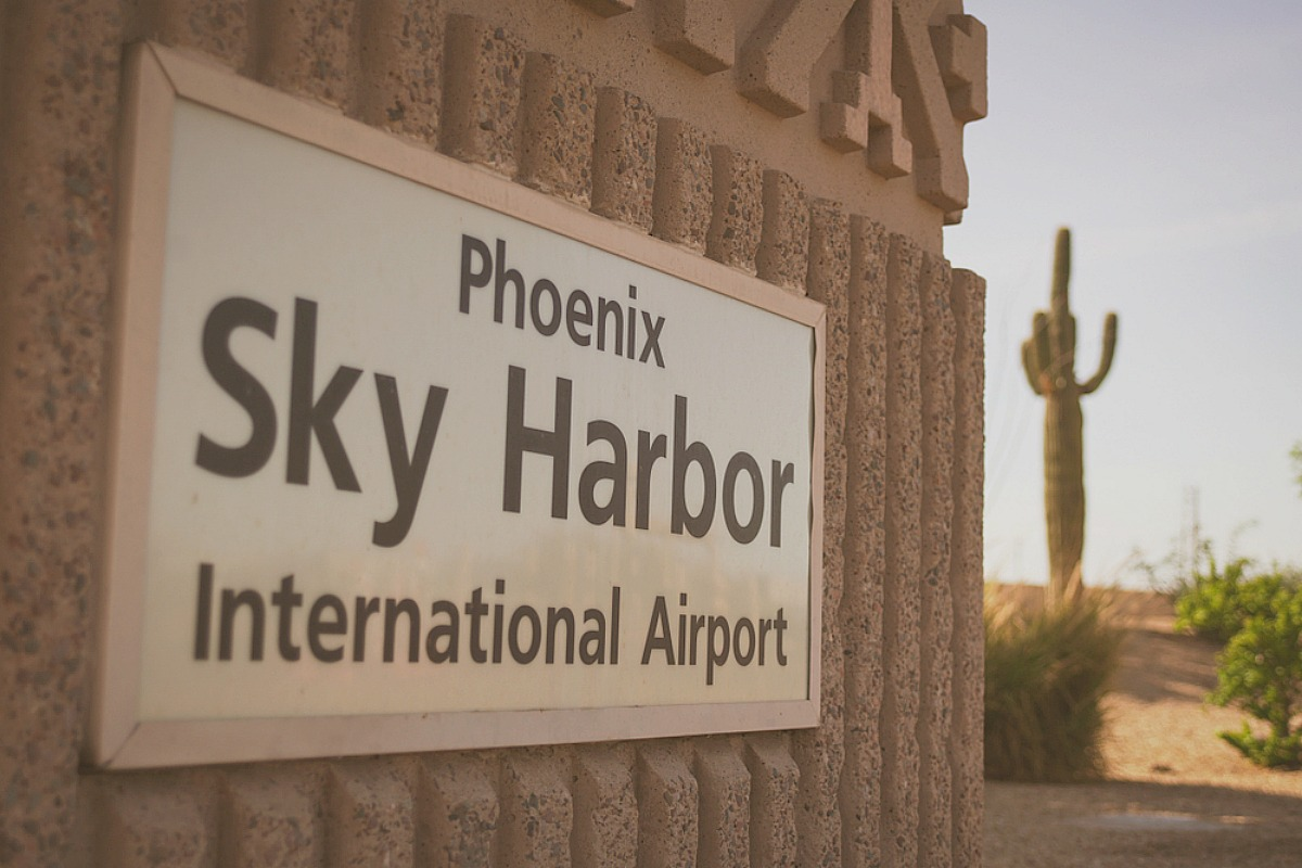 Phoenix PHX Airport car rental