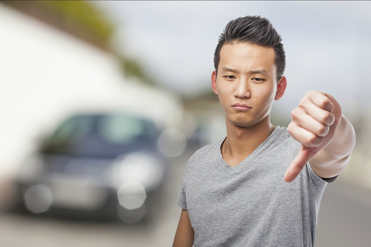 when to reject your rental car