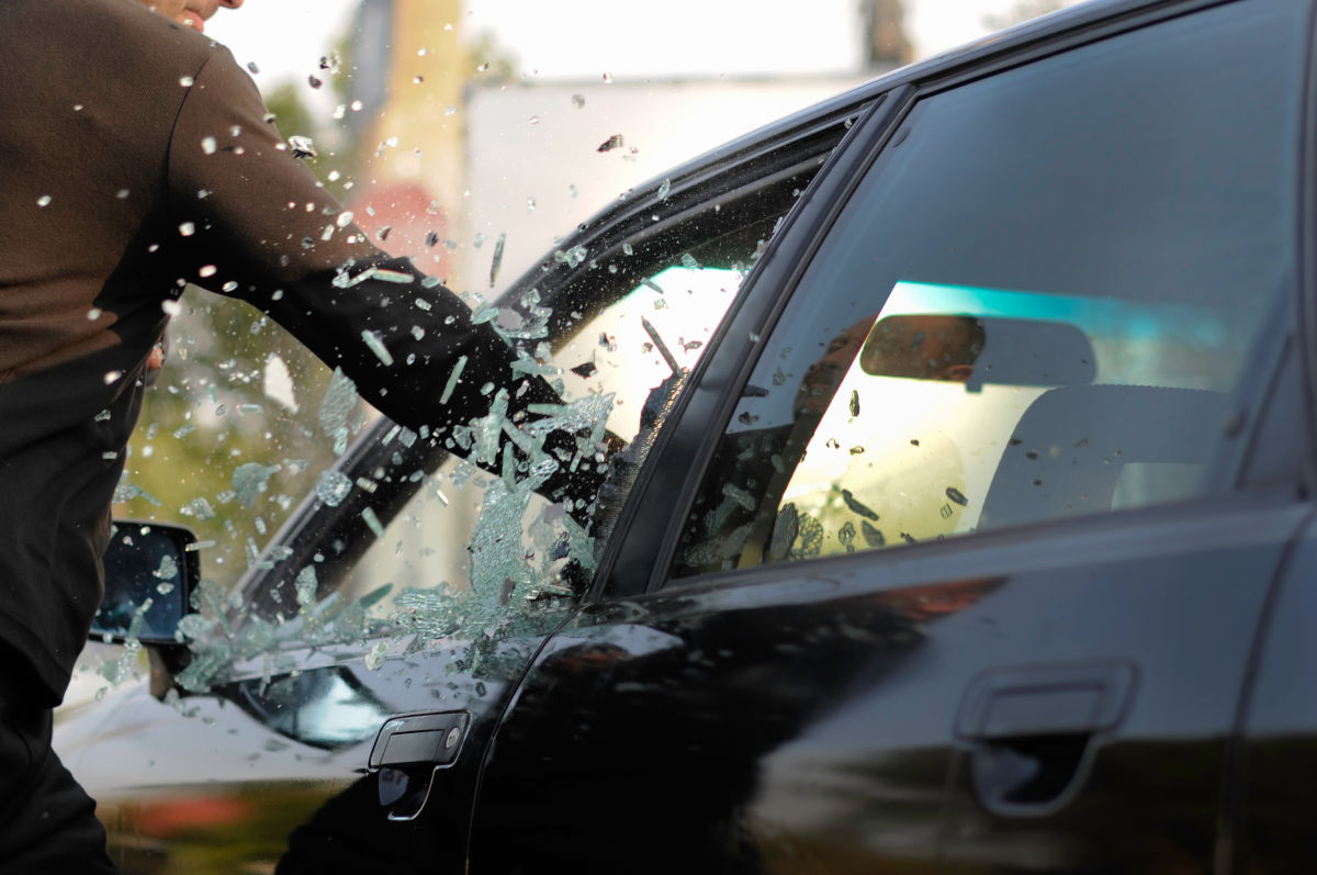 How To Prevent Al Car Break Ins Autoslash