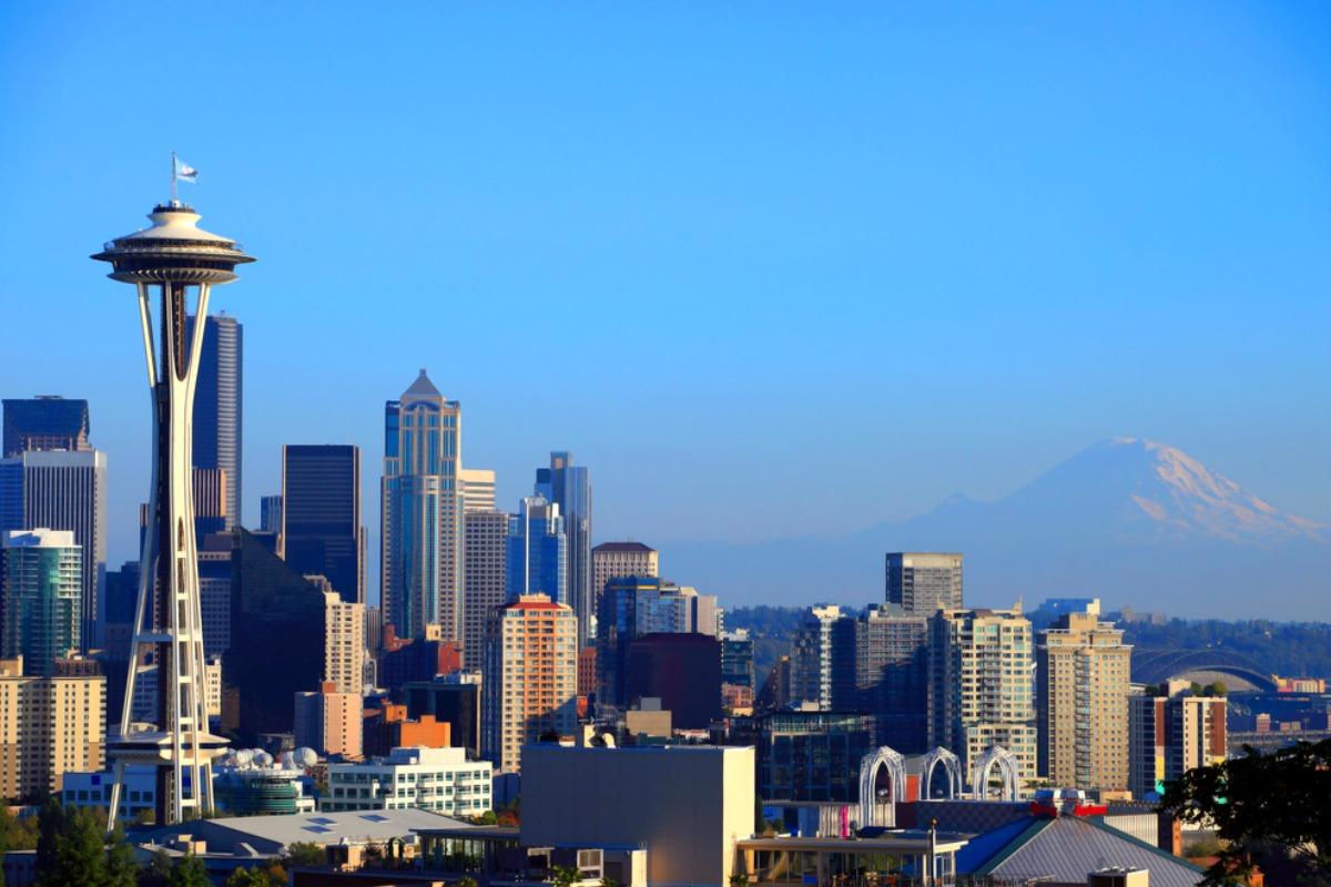 Seattle-Tacoma SEA Airport car rental