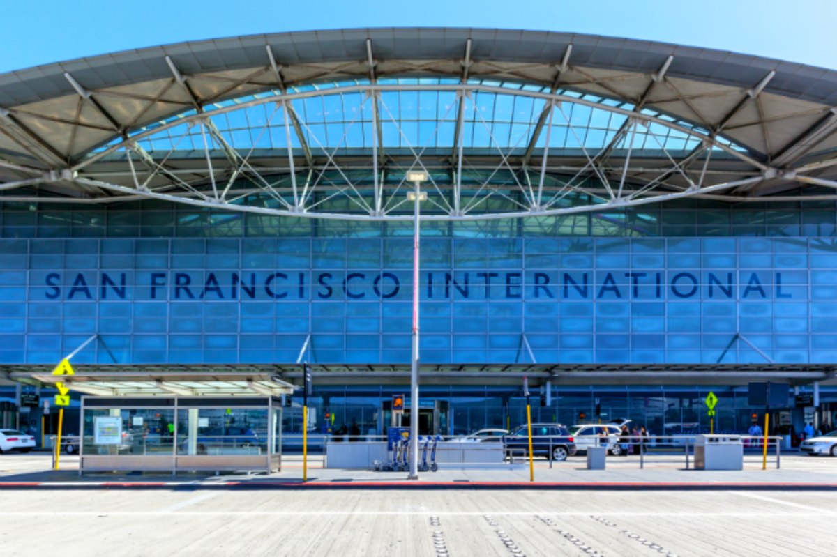 San Francisco SFO Airport car rental