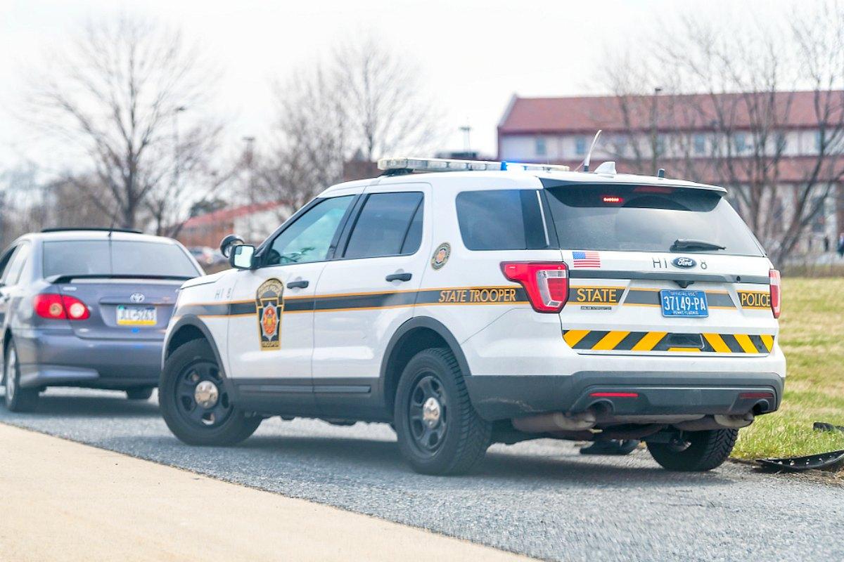 speeding ticket pennsylvania