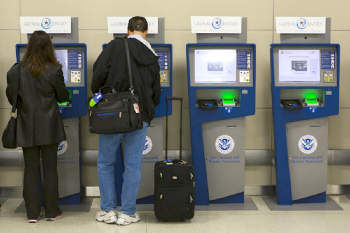 TSA PreCheck Global Entry Clear