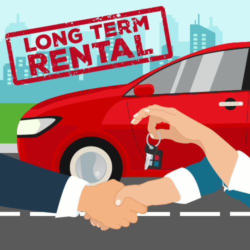 cheap long term car rentals