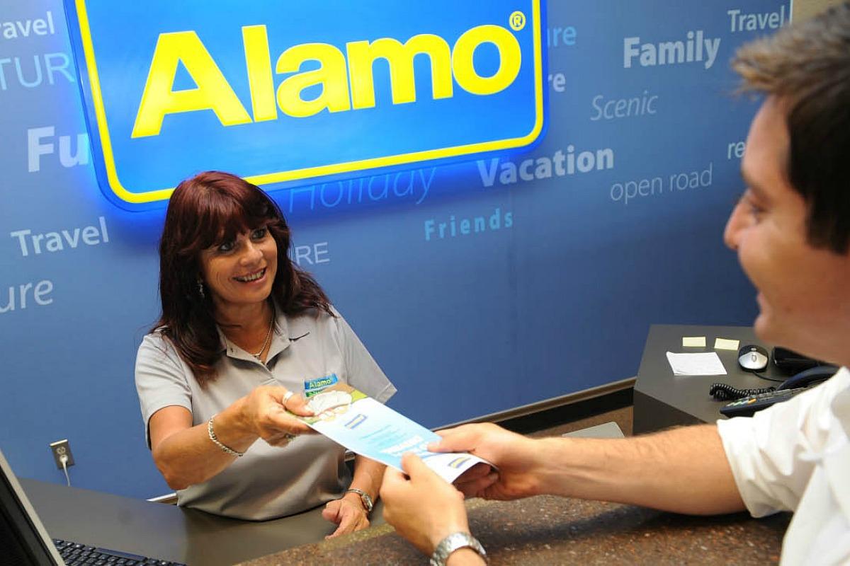 who owns Alamo Rent a Car