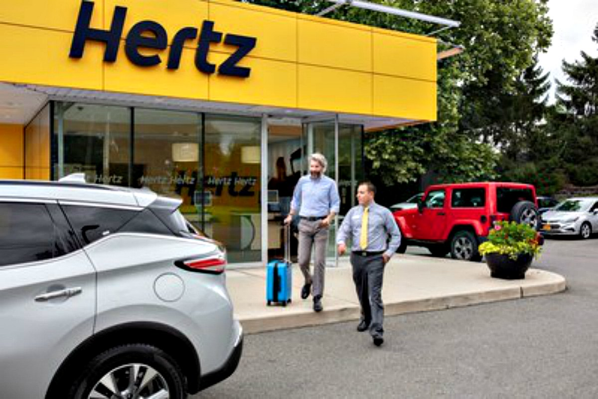 who owns Hertz Car Rental
